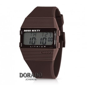 Reloj MISS SIXTY pyramidal collection sic009