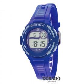 Reloj Marea niño caucho azul B25133/4