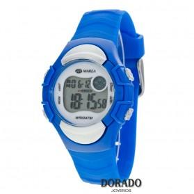 Reloj Marea niño caucho azul digital B35268/3