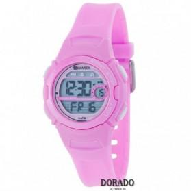 Reloj Marea niña caucho rosa b40188/2