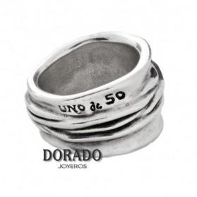 ANILLO UNO DE 50 - THE TRIBE - ANI0536