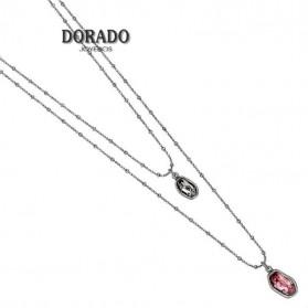 COLLAR UNO DE 50 - DE PUNTILLAS - COL0814HRSAHUM