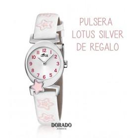 Reloj Lotus niña piel blanca 18173/2