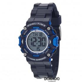 Reloj Marea niño caucho azul - B40190/3