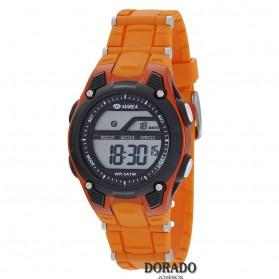 Reloj Marea niño caucho naranja - B44097/4