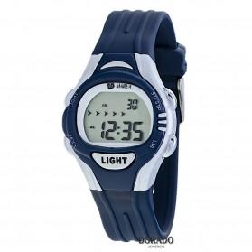 Reloj Marea niño caucho azul - B35263/2