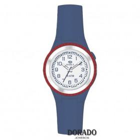 Reloj Marea niño caucho azul - B25134/1