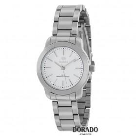 Reloj Marea mujer plateado fondo blanco - B41216/1
