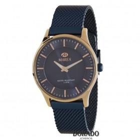 Reloj Marea mujer caja rosa malla azul - B54118/1