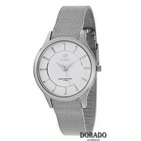 Reloj Marea mujer malla fondo blanco - B54110/1