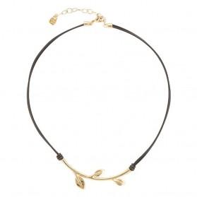 Collar Enredadera dorado Uno de 50