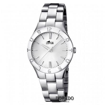 Reloj Lotus mujer acero 15895/1