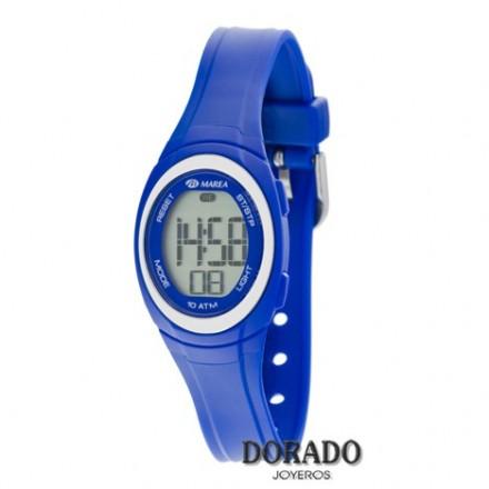 Reloj Marea niño caucho azul B40175/2