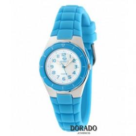 Reloj Marea niño caucho azul B25111/4
