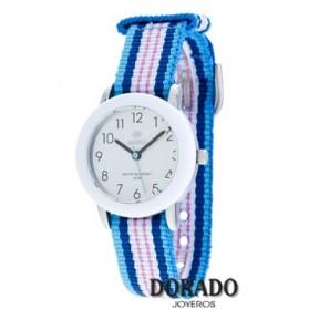 Reloj Marea infantil nailon multicolor B41159/7