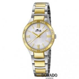 Reloj Lotus mujer acero bicolor 18388/2