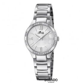 Reloj Lotus mujer acero 18387/1