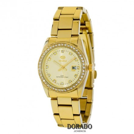 Reloj Marea mujer acero dorado B41163/2