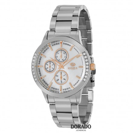 Reloj Marea mujer plateado B54108/1