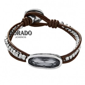 PULSERA UNO DE 50 - THE TRIBE - PUL1657GRS