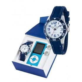 Reloj Marea niño caucho azul - B35282/3