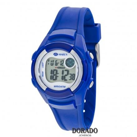 Reloj Marea niño caucho azul - B35267/3