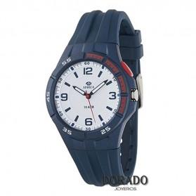 Reloj Marea niño caucho azul - B25146/2