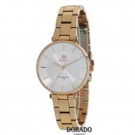 Reloj Marea mujer oro rosa fondo blanco - B54116/3