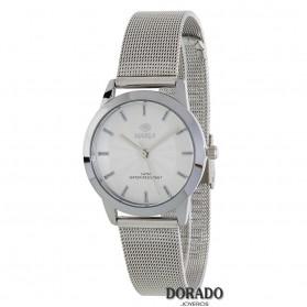 Reloj Marea mujer plateado fondo blanco - B41235/2