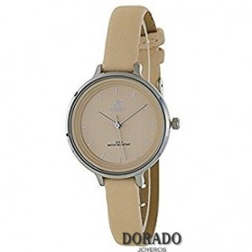 Reloj Marea mujer piel fondo beige - B41227/10
