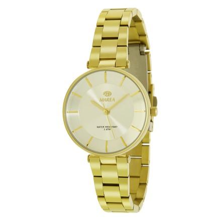 Reloj Marea mujer dorado caja redonda - B54116/5