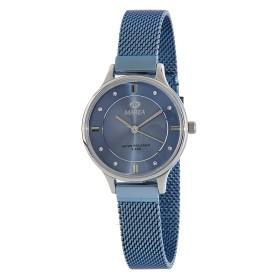 Reloj Marea mujer azul correa malla estrecha - B54138/3