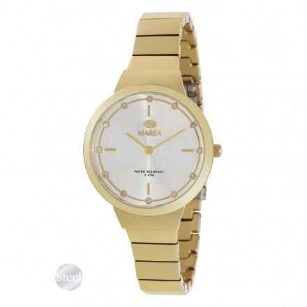 Reloj Marea mujer acero dorado B54165/5