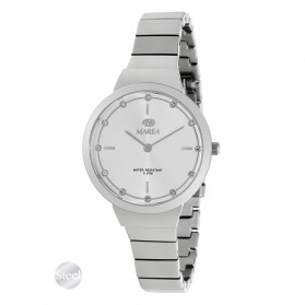 Reloj Marea mujer acero caja redonda correa estrecha - B54165/2