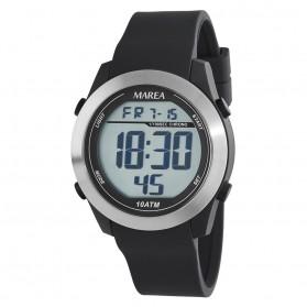 Reloj Marea hombre digital correa caucho - B35294/1